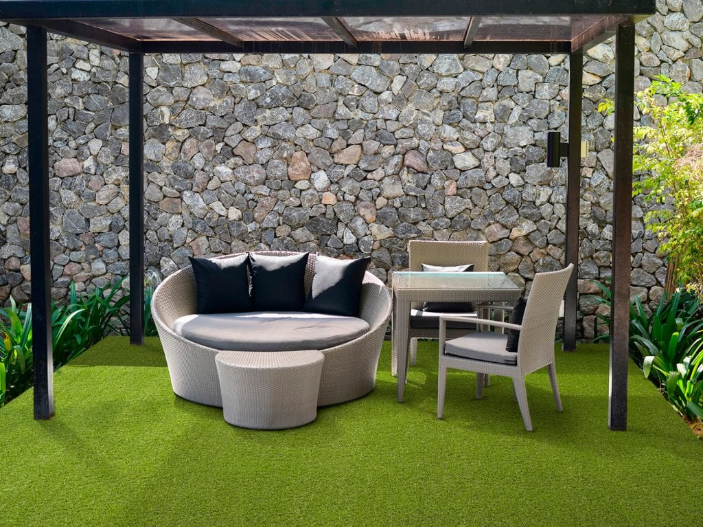 Artificial Grass Meadow