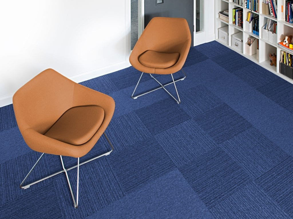 CFS Illusion carpet tile