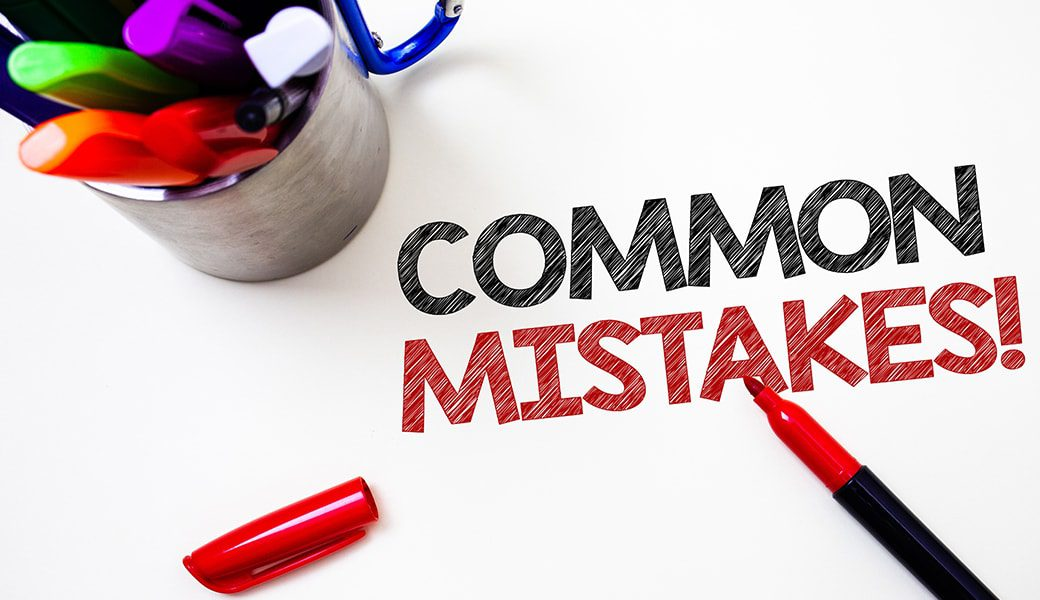 Common Mistakes Businesses Make With Their Content Marketing | News | Blackberry Design