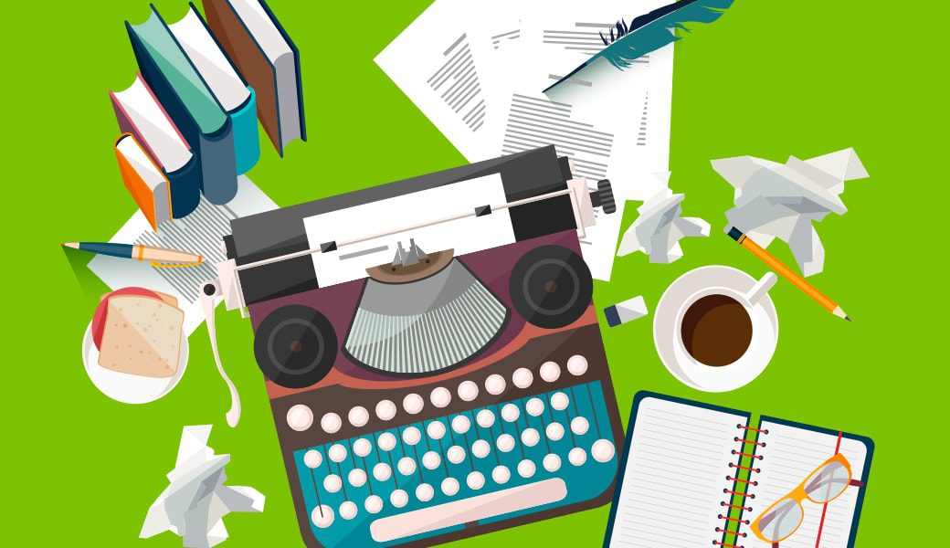 Writing the Perfect Blog Post | News | Blackberry Design