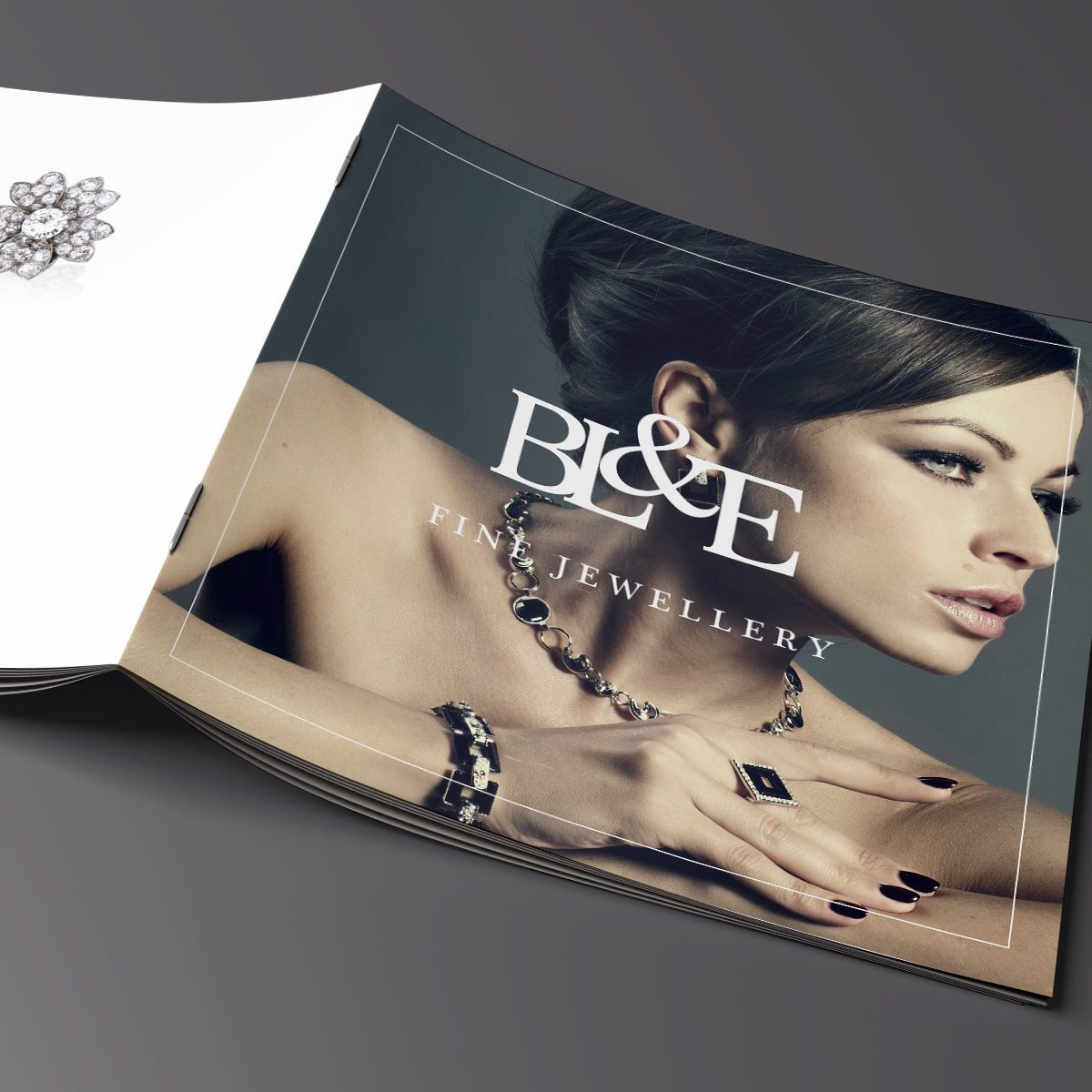 BLE Jewellery Brochure | Portfolio | Blackberry Design