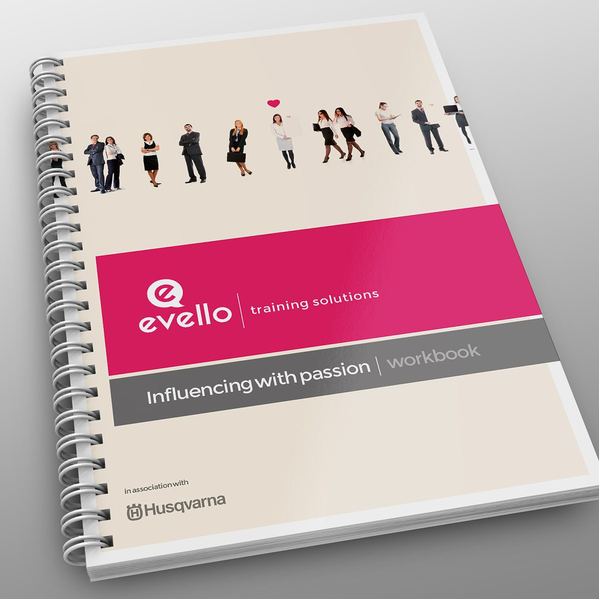 Evello Coaching Workbook | Portfolio | Blackberry Design