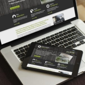 Fresh Claims Website | Portfolio | Blackberry Design