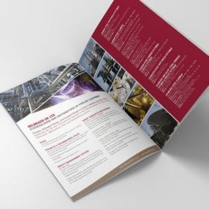Geldbach Brochure | Portfolio | Blackberry Design
