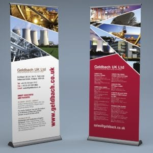 Geldbach Display Stand | Portfolio | Blackberry Design