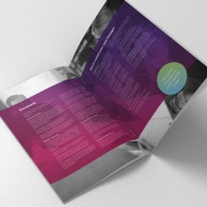 Patient Advocate Brochure | Portfolio | Blackberry Design