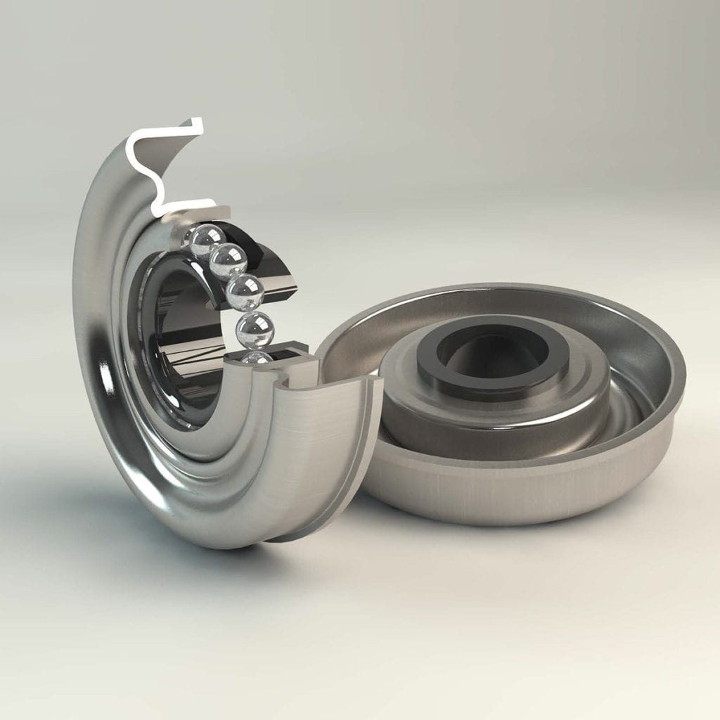 Bridge Bearings Render Example | Portfolio | Blackberry Design