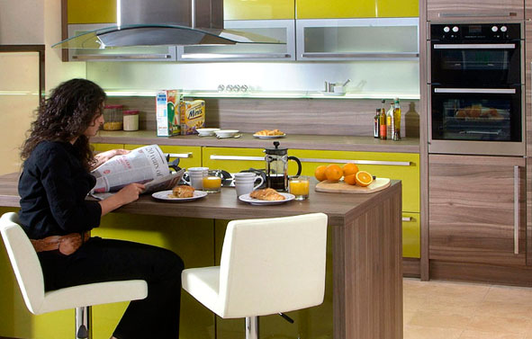 Lifestyle Photography   Kitchen with Person