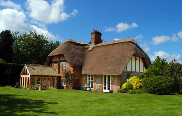 Location Photography | Cottage with Oak Conservatory