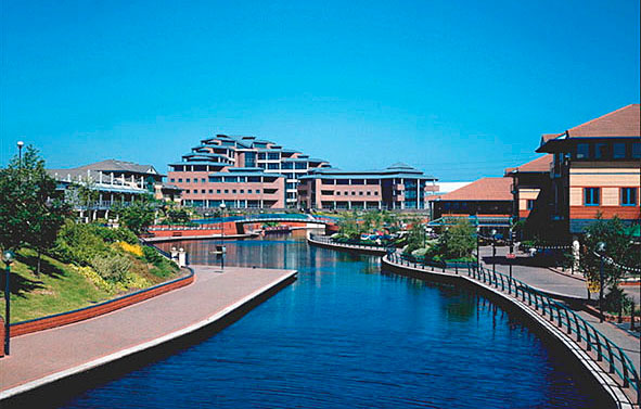 Location Photography   Canalside Offices