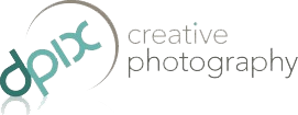 dpix Creative Photography Logo