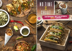 Food Photographer Bromsgrove- Indian food wraps-dpix creative photography